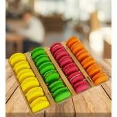 Kutuda 24 Adet Macaron